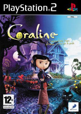 Immagine della copertina del gioco Coraline per PlayStation 2