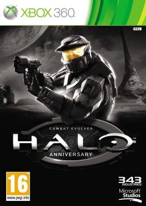 Copertina del gioco Halo Combat Evolved Anniversary per Xbox 360