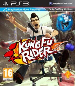 Copertina del gioco Kung Fu Rider per PlayStation 3