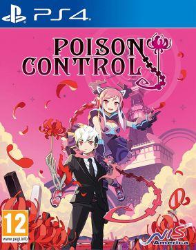 Immagine della copertina del gioco Poison Control per PlayStation 4