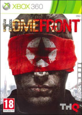 Copertina del gioco Homefront per Xbox 360