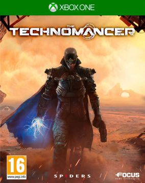 Copertina del gioco The Technomancer per Xbox One