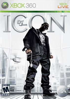 Copertina del gioco Def Jam Icon per Xbox 360