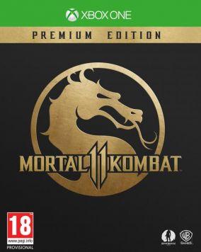 Copertina del gioco Mortal Kombat 11 per Xbox One