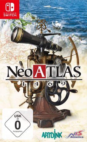 Immagine della copertina del gioco Neo ATLAS 1469 per Nintendo Switch