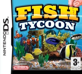 Immagine della copertina del gioco Fish Tycoon per Nintendo DS