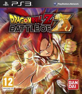Immagine della copertina del gioco Dragon Ball Z: Battle of Z per PlayStation 3