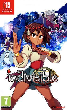 Copertina del gioco Indivisible per Nintendo Switch