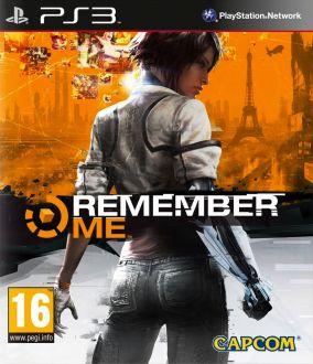 Copertina del gioco Remember Me per PlayStation 3