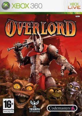 Copertina del gioco Overlord per Xbox 360