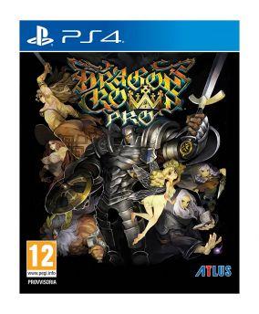 Immagine della copertina del gioco Dragon's Crown Pro per PlayStation 4