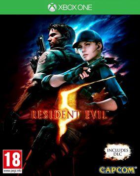 Copertina del gioco Resident Evil 5 per Xbox One