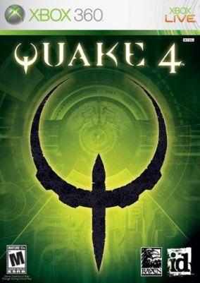 Immagine della copertina del gioco Quake IV per Xbox 360