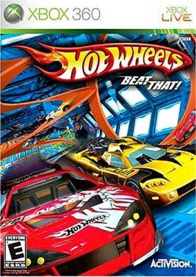 Copertina del gioco Hot Wheels Beat That! per Xbox 360