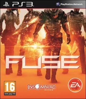 Copertina del gioco Fuse per PlayStation 3