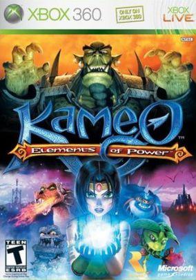 Copertina del gioco Kameo elements Of Power per Xbox 360