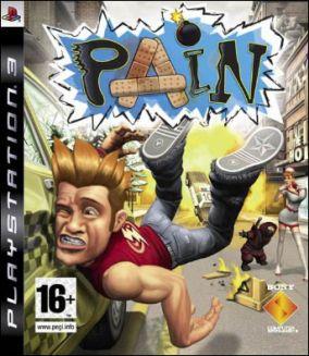 Immagine della copertina del gioco Pain per PlayStation 3