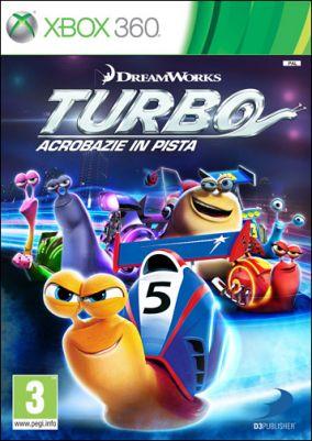 Copertina del gioco Turbo Acrobazie in pista per Xbox 360
