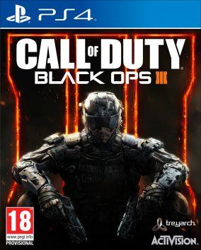 Immagine della copertina del gioco Call of Duty Black Ops III per Playstation 4