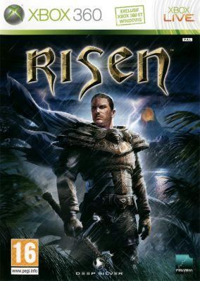 Copertina del gioco Risen per Xbox 360