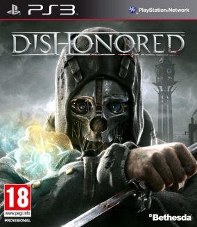 Immagine della copertina del gioco Dishonored per PlayStation 3