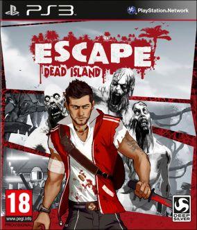 Copertina del gioco Escape Dead Island per PlayStation 3