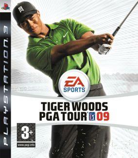 Copertina del gioco Tiger Woods PGA Tour 09 per PlayStation 3
