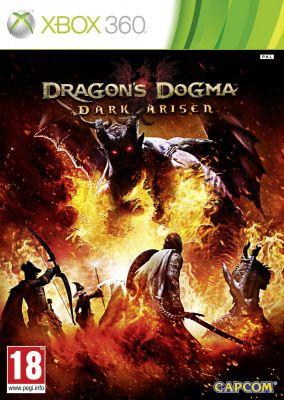 Copertina del gioco Dragon's Dogma: Dark Arisen per Xbox 360