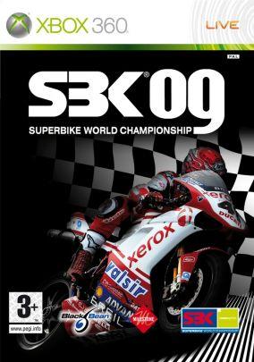 Immagine della copertina del gioco SBK 09 Superbike World Championship per Xbox 360