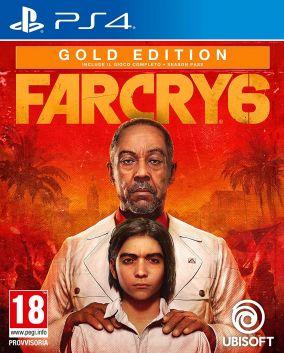 Copertina del gioco Far Cry 6 per PlayStation 4