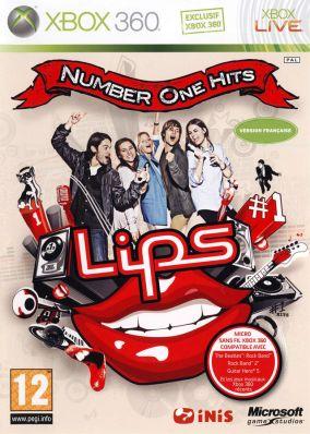 Copertina del gioco Lips: Number One Hits per Xbox 360