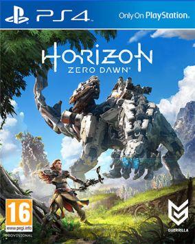 Immagine della copertina del gioco Horizon: Zero Dawn per PlayStation 4