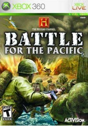 Immagine della copertina del gioco History Channel: Battle for the Pacific per Xbox 360