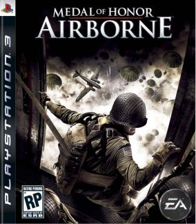 Copertina del gioco Medal of Honor: Airborne per PlayStation 3
