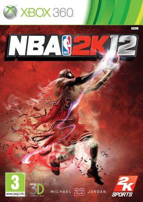 Copertina del gioco NBA 2K12 per Xbox 360