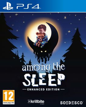 Copertina del gioco Among the Sleep - Enhanced Edition per PlayStation 4