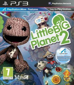 Copertina del gioco LittleBigPlanet 2 per PlayStation 3