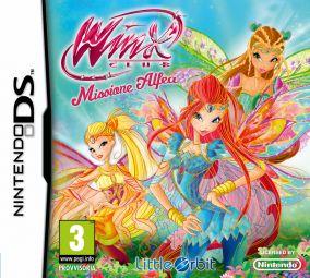 Immagine della copertina del gioco Winx Club: Missione Alfea per Nintendo DS