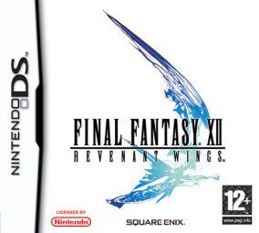 Immagine della copertina del gioco Final Fantasy XII Revenant Wings per Nintendo DS