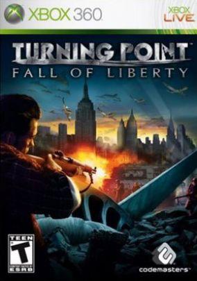 Copertina del gioco Turning Point: Fall of Liberty per Xbox 360