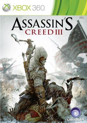 Immagine della copertina del gioco Assassin's Creed III per Xbox 360