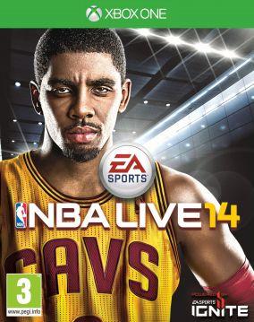 Copertina del gioco NBA Live 14 per Xbox One