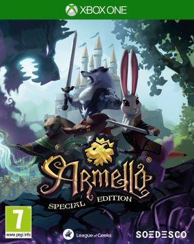 Immagine della copertina del gioco Armello per Xbox One