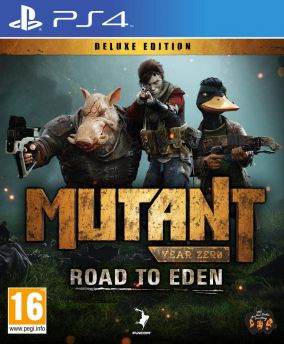 Copertina del gioco Mutant Year Zero: Road to Eden per PlayStation 4