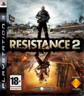 Copertina del gioco Resistance 2 per PlayStation 3