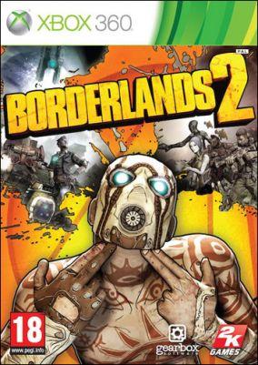 Copertina del gioco Borderlands 2 per Xbox 360