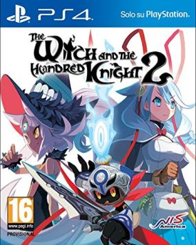 Immagine della copertina del gioco The Witch and the Hundred Knight 2 per PlayStation 4