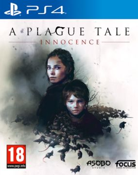 Copertina del gioco A Plague Tale: Innocence per PlayStation 4