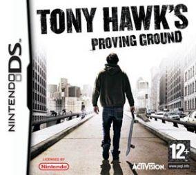Immagine della copertina del gioco Tony Hawk's Proving Ground per Nintendo DS