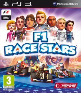 Immagine della copertina del gioco F1 Race Stars per PlayStation 3